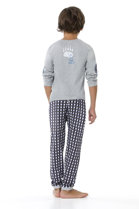 Chlapecké pyžamo Bear Trace