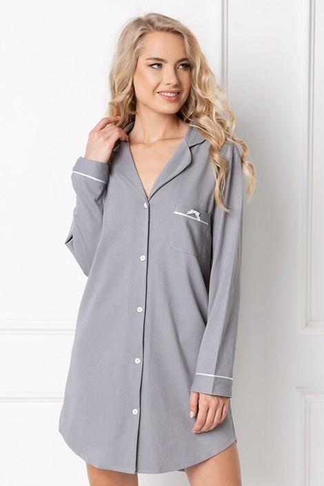 Aruelle Dámská noční košilka Beatrice šedá S