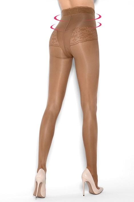 MONA Stahující punčochové kalhoty Bikini Support Riga 20 DEN daino 4