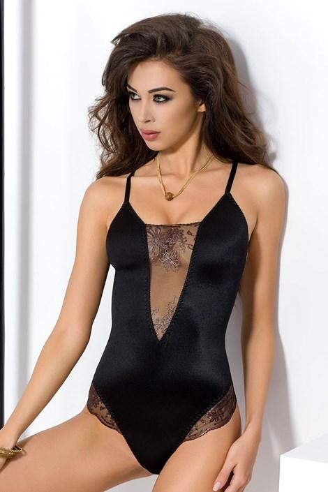 Elegantní body Brida Black