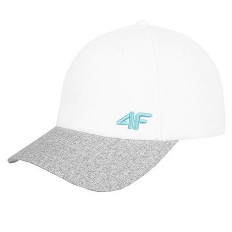 4F Dámská kšiltovka 4f šedá S/M