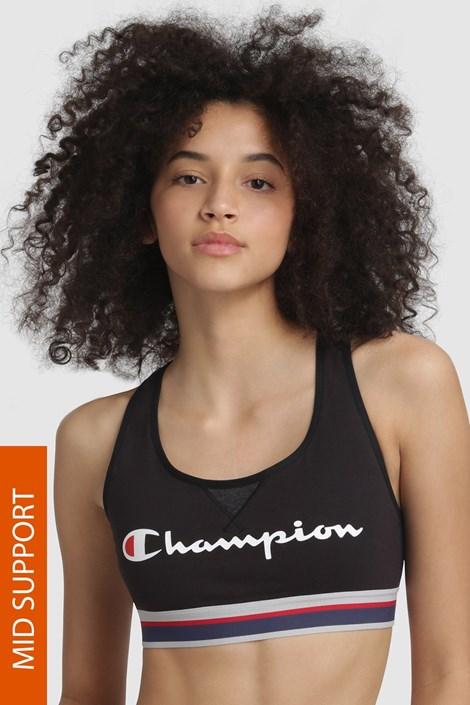 Champion Sportovní podprsenka CHAMPION The Authentic černá M