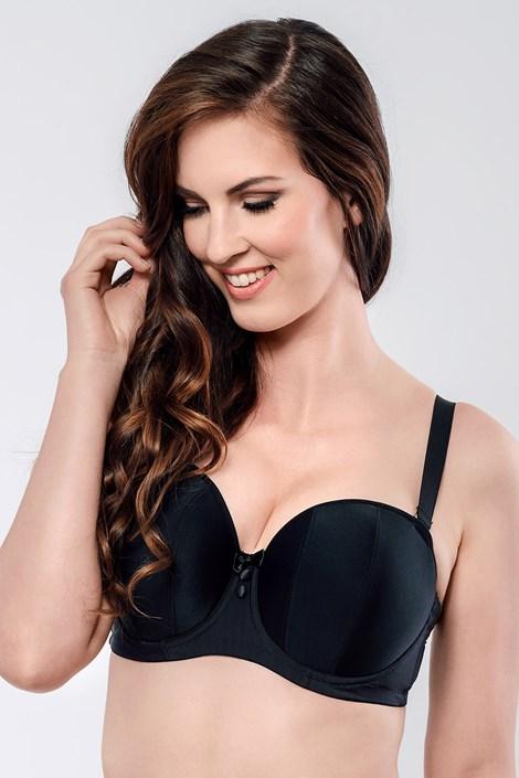 Curvy Kate Podprsenka Curvy Kate Luxe Bardot černá 80/F
