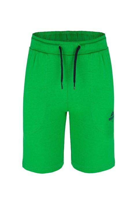 LOAP Chlapecké sportovní kraťasy LOAP BAIDAL zelená 122/128