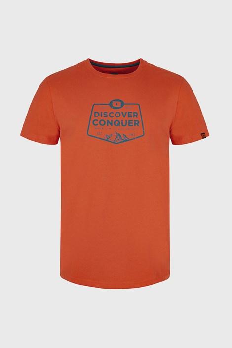 LOAP Oranžové tričko LOAP Anakin oranžová XXL