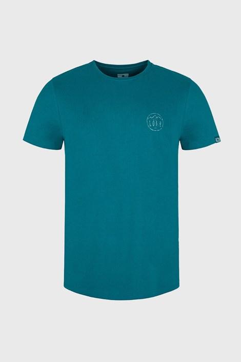 LOAP Petrolejové tričko LOAP Antti modrá M