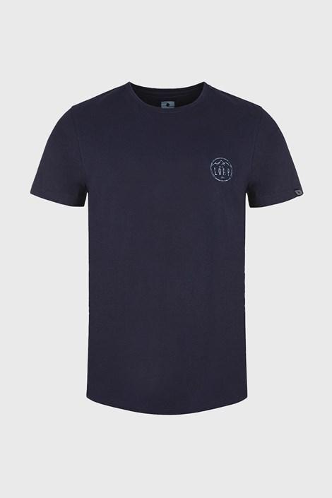 LOAP Tmavě modré tričko LOAP Antti modrá XL