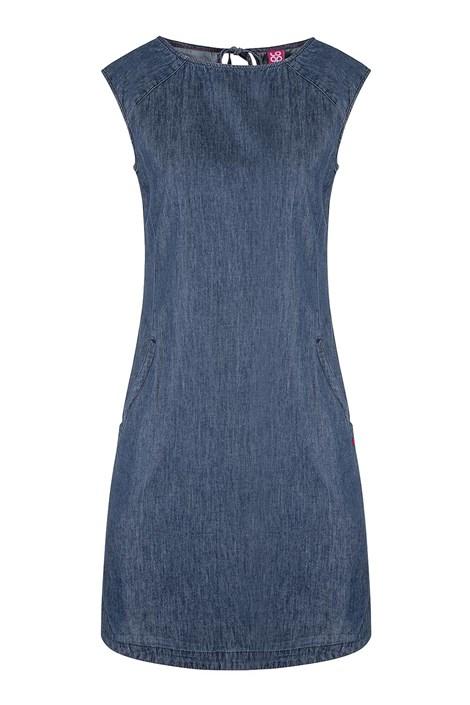 Dámské modré sportovní šaty LOAP Nency