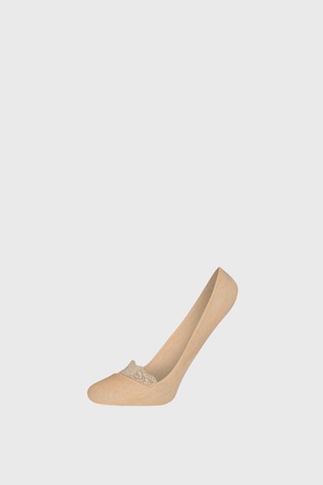 MONA Dámské ponožky do balerín Luna béžová uni