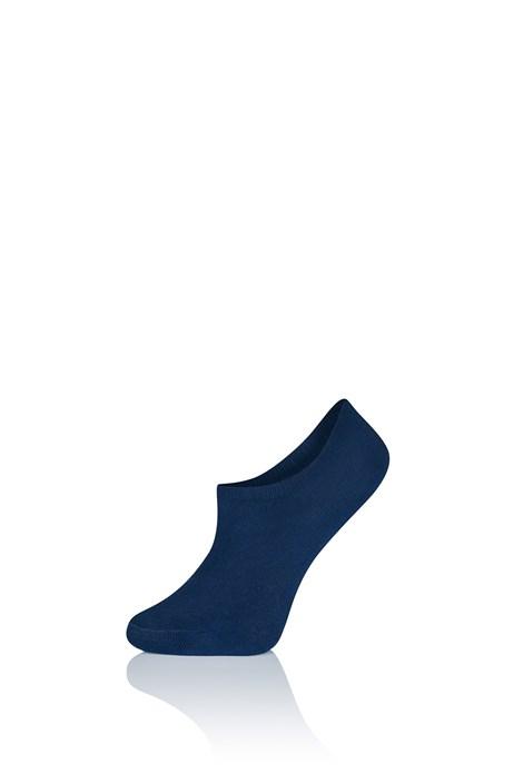 MONA Dámské bavlněné ponožky do tenisek Alexa modrá uni