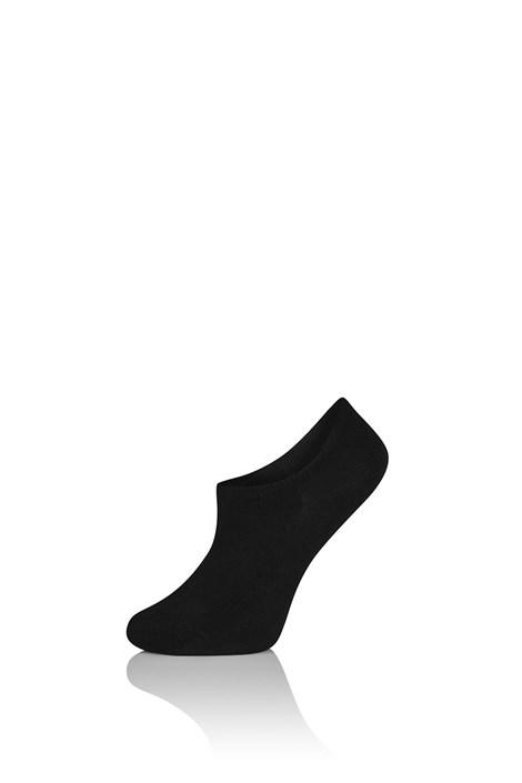 MONA Dámské bavlněné ponožky do tenisek Alexa černá uni