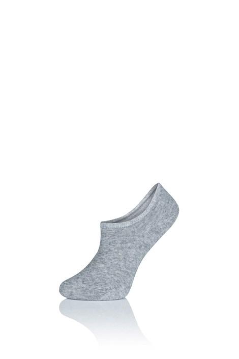 MONA Dámské bavlněné ponožky do tenisek Alexa šedá uni