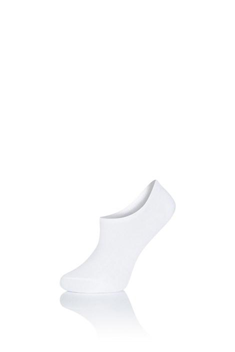 MONA Dámské bavlněné ponožky do tenisek Alexa bílá uni