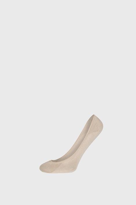 MONA Dámské bambusové ponožky do balerín Bria béžová uni