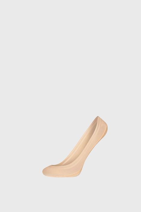 MONA Dámské ponožky do balerín Jenny béžová uni