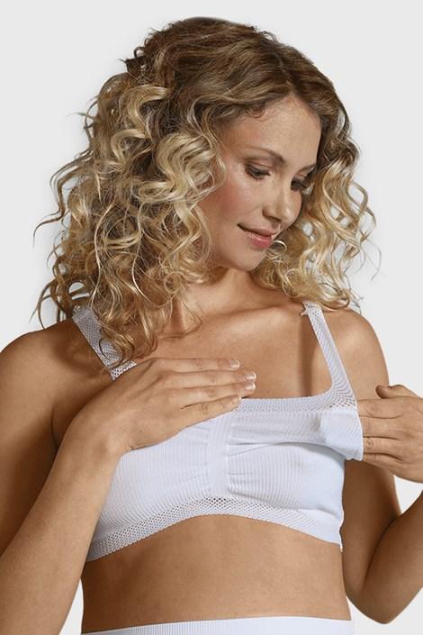 Carriwell Těhotenská podprsenka Ella černá XL