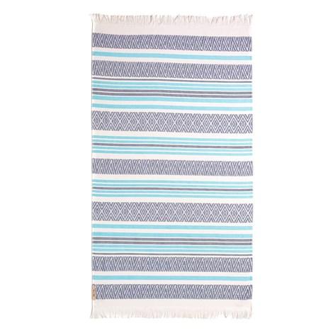 Darymex Lehká plážová osuška Cabanas modra 95x180