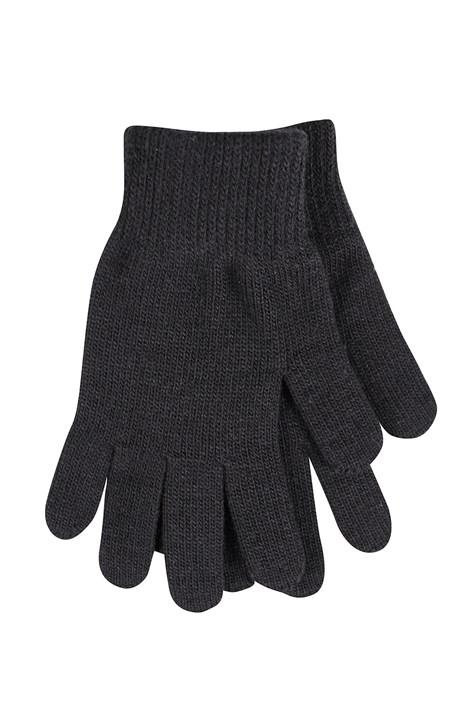 VOXX Dámské pletené rukavice Clio černá uni