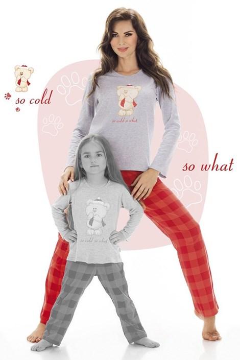 Dámské pyžamo Cold