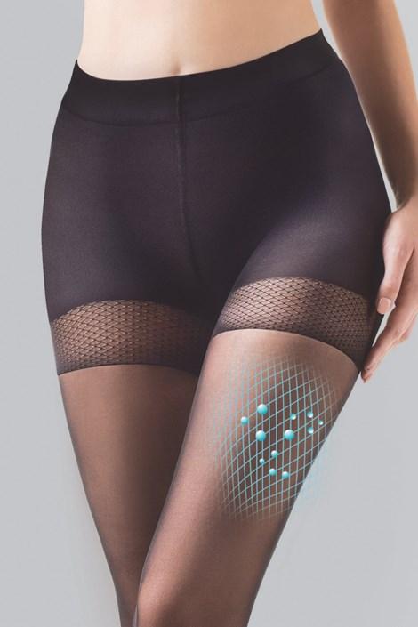 Gabriella Matné punčochové kalhoty Comfort Matt 20 DEN černá 4