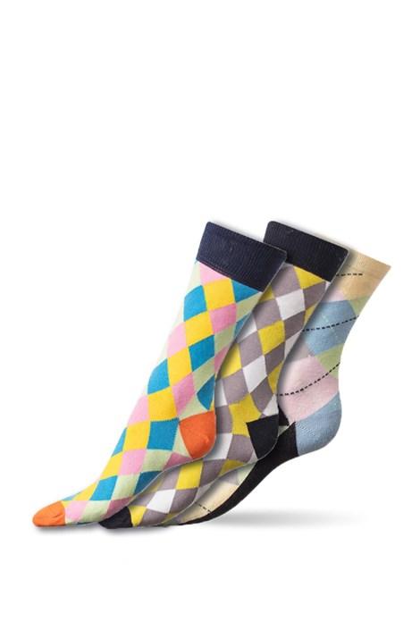 Bellinda Crazy ponožky Graphic barevná 43-46