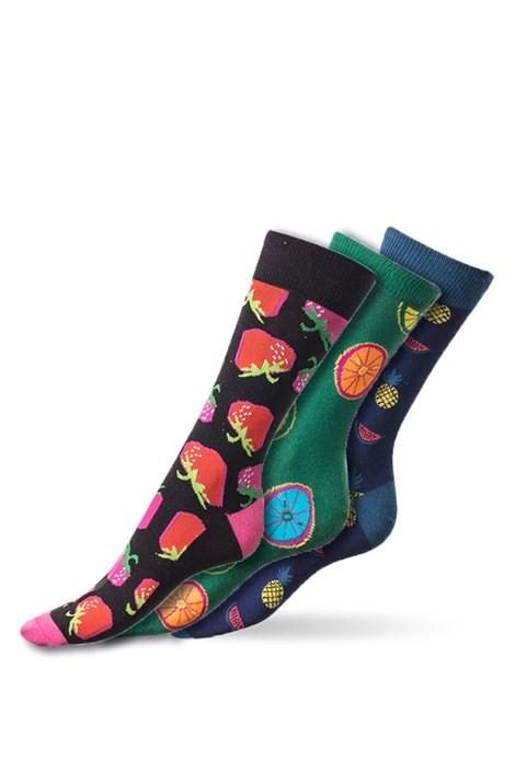Bellinda Crazy ponožky Fruit barevná 43-46
