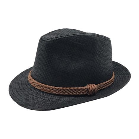 Mora Mora Letní pánský klobouk José černá uni