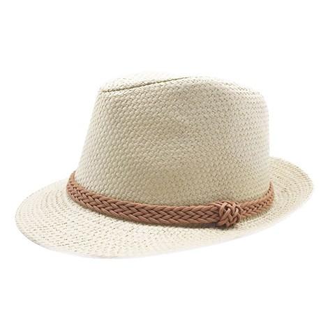 Mora Mora Letní pánský klobouk José béžová uni