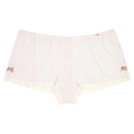 Dori Dámské šortky na spaní Romy bílá XS