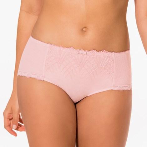 Dorina Kalhotky Glenda Pink francouzské růžová XXXL