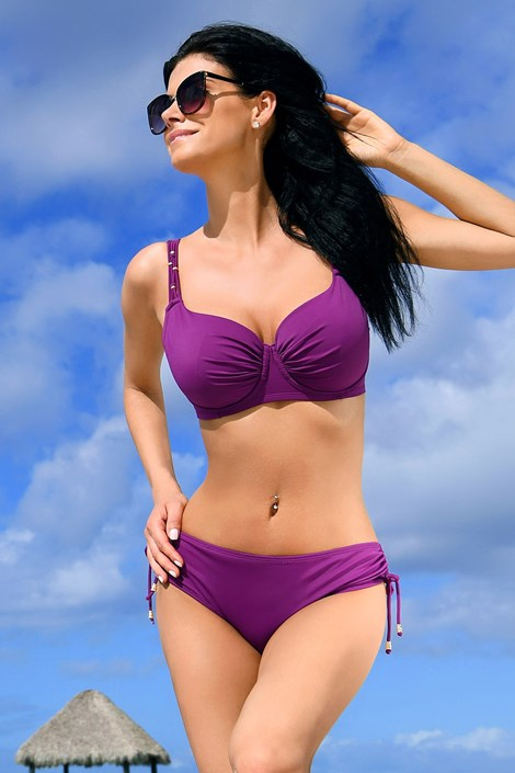 Gornji dio ženskog kupaćeg kostima Jimbaran purple