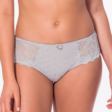 Dorina Kalhotky Philippa Grey francouzské šedá XL
