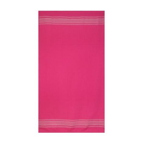 Le Comptoir De La Plage Plážová osuška Deco růžová růžová 90x160 cm