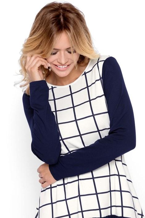 Envie Dámská noční košile Diana modrá XL