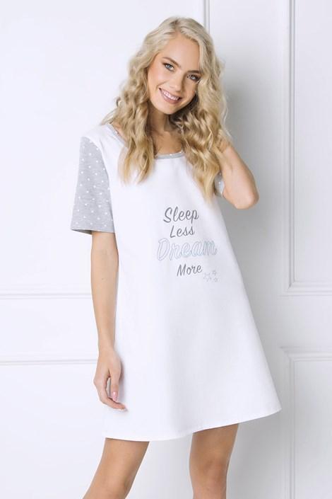 Aruelle Dámská noční košilka Dreamy bílá S