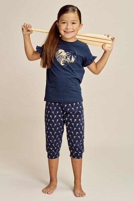 Dívčí pyžamo Lost paradise