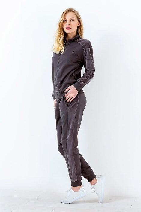 Coveri Domácí komplet Danika šedý antracit XL
