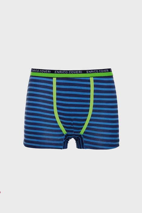 Chlapecké boxerky modrobílé