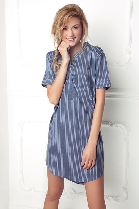 Donna Dámská noční košile Simone modrá modrá S