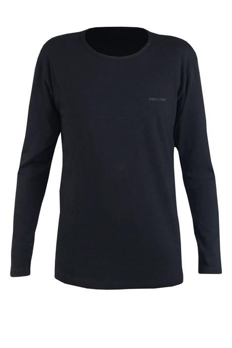 Enrico Coveri Chlapecké triko s dlouhým rukávem ET4004 I tmavěmodrá 3/4