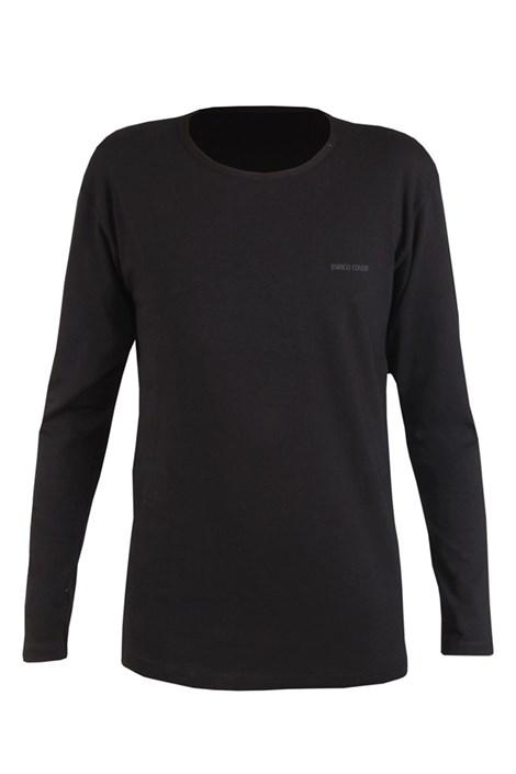 Enrico Coveri Chlapecké triko s dlouhým rukávem ET4004 I černá 5/6