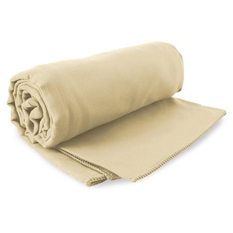 DECOKING Rychleschnoucí ručník Ekea béžový bezova 60x120