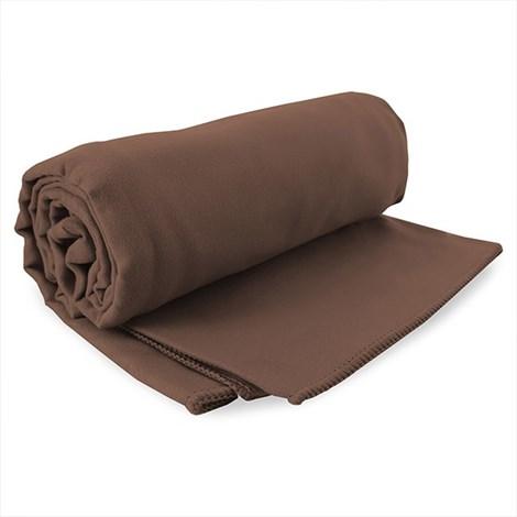 DECOKING Sada rychlechnoucích ručníků Ekea hnědá hneda 30,70