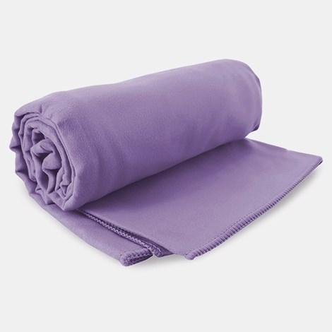 DECOKING Rychleschnoucí ručník Ekea lila lila 60x120