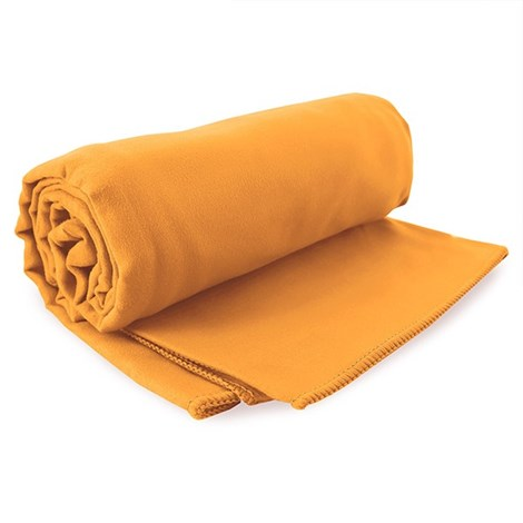 DECOKING Sada rychlechnoucích ručníků Ekea oranžová oranzova 30,70