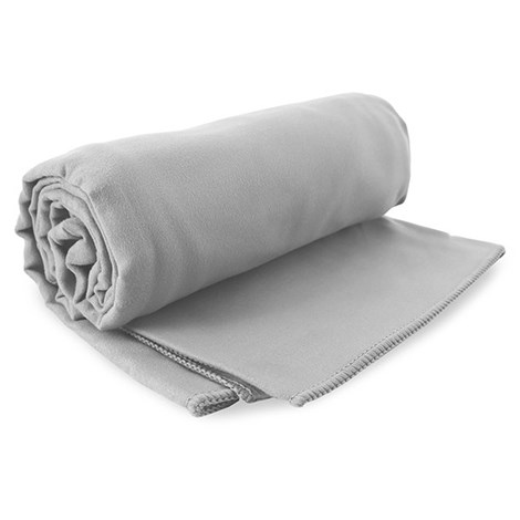 Sada rychleschnoucích ručníků Ekea šedá