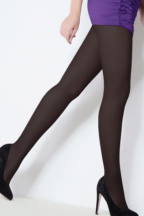 Giulia Podpůrné punčochové kalhoty Extra 40 DEN nero XXL