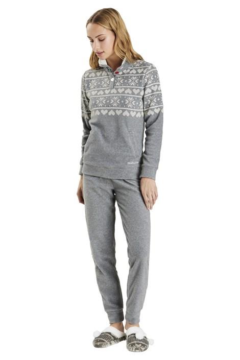Dámské italské pyžamo Winter weather