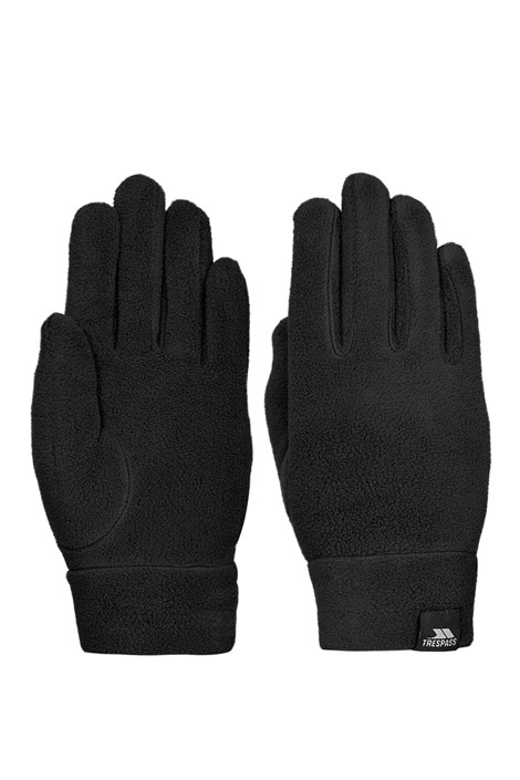 Dámské černé rukavice Plummet