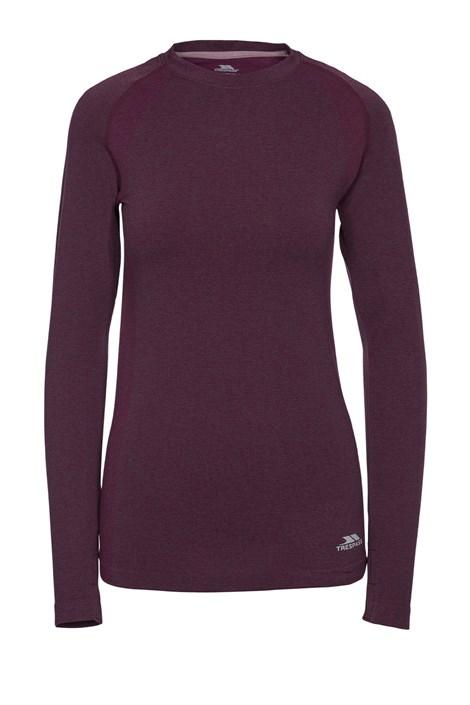 Dámské fialové tričko Welina